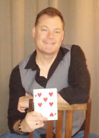 Affordable Pro Licenced Magician for Birthdays or ANY event!