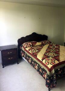 Beautiful 5 Piece Bedroom Set