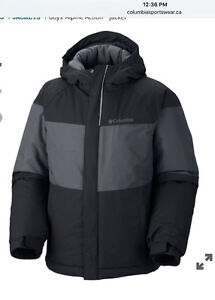 In search of a Boy's Columbia winter coat, size 12 or 14 boys.