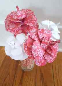 Handmade Paper Rose Bouquets - The Perfect Gift