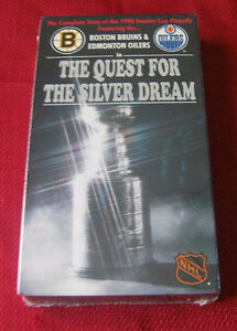 "The quest for the silver dream (BOS & EDM) on VHS ""NEW"""