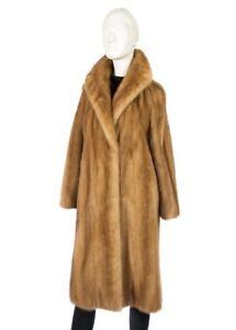 Manteau de vison