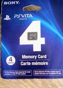 PSVITA 4GB Memory Card