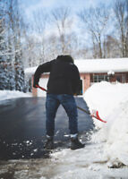 Professional Winter Snow Plowing for Homes & Businesses!