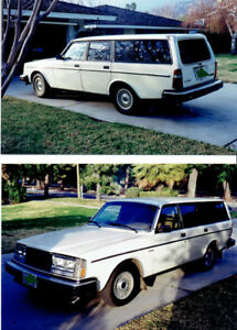 volvo 245 turbo station wagon