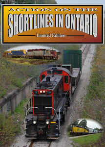 Action On The Shortlines In Ontario - Limited Edition