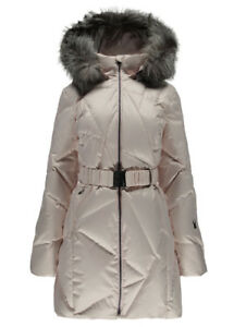 Spyder Women's PAVÉ Down Jacket Brand New with Tags