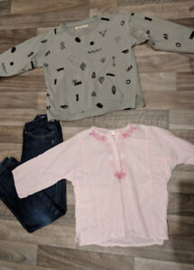 Bobo Chose and Crewcuts designer girls clothing lot