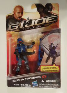 Figurine GI Joe Retaliation Cobra Trooper