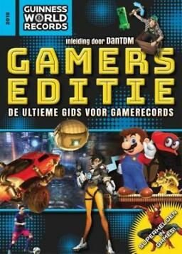 Guinness World Records Gamers edition 2018 (9789026143526)