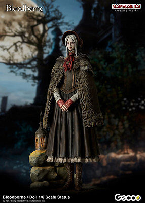 Bloodborne The Doll figure by GECCO