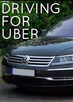 Drive for Uber Windsor; $100 Sign Up Bonus