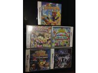 NINTENDO 3/DS GAMES
