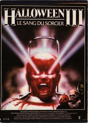 CPM Halloween III, Le Sang du Sorcier CINEMA FILM (780794) ()