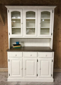 Gorgeous Refinished Hutches