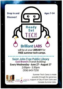 Brilliant Labs - East Branch Public Library