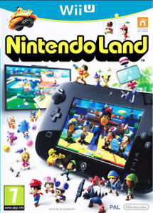 Nintendo Land - PAL version