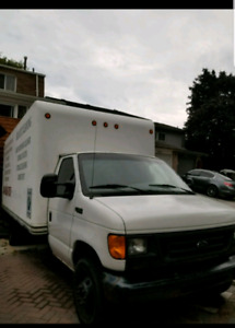 2003 FORD E350 DIESEL!! GREAT CONDITION!!