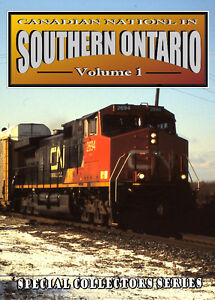 Canadian National In Southern Ontario - Vol 1