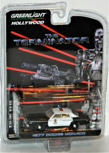 Greenlight Hollywood 1/64 The Terminator 1977 Dodge Monaco