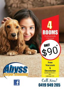 ABYSS CARPET CLEANING