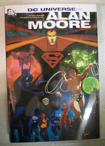 DC Universe by Alan Moore 2012 Hardcover Superman Batman