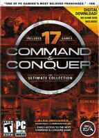 Looking for Command and Conquer The First Decade on pc