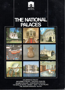 THE NATIONAL PALACES Turkey Dolmabahce Beylerbeyi Kucuksu + more