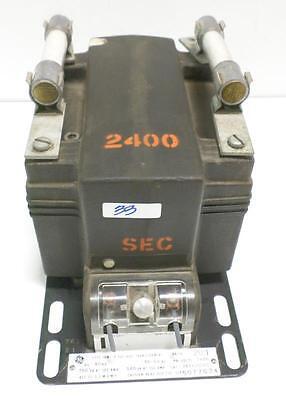 General Electric Type Jv 3 Voltage Transformer 50-60hz 2400 Pri Volts 60kv 763x2