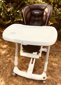 "Peg-Pérego Baby High Chair. ""Prima Papa Best"" Good condition $80"