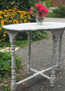 French County Style Console Table