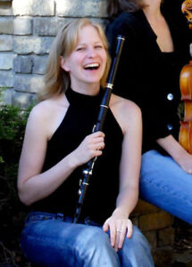 Irish Flute Lessons with Fun + Experienced Teacher