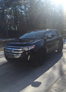 2013 Ford Edge SUV, Crossover