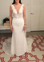 Ajustement de robes de mariée, bal, soirée (couturière pro)