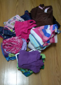 Girls size 5/6 lot, 29 items