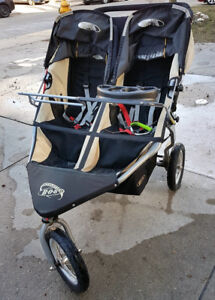 BOB Revolution Duallie - Double Stroller (2009)