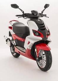 Peugeot Speedfight 4 50cc AC 20th Anniversary 0% Finance £99 deposit £20.20pw