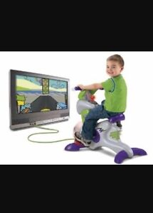 Fisher price smart cycle game
