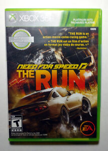 Xbox 360 - Sealed - Need for Speed the Run