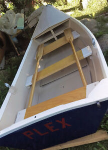 9ft.10in. classic Dinghy