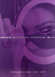 Prince-21 Nights-Hardcover Coffee Table book/ slipcase-Excellent