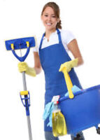 Cleaners wanted part time and full time available