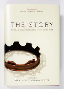 The Story: The Bible as One Continuing Story of God and His...