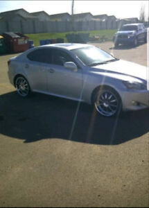 2006 Lexus is250 awd in excellent shape for sale