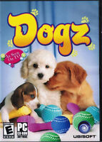 DOGZ CD rom software