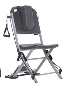 Exercise chair for rehab and strength building