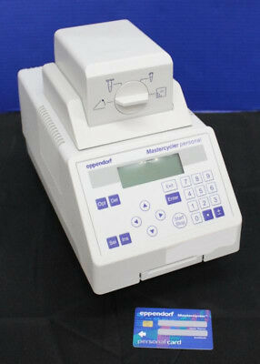 Eppendorf Mastercycler Personal Pcr Thermal Cycler