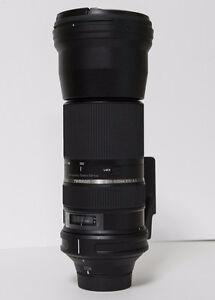 Tamron SP 150-600mm f/5-6.3 Di VC USD for Nikon – Like New