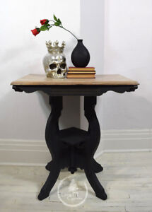 Modern Upcycled Side Table, Occasional Table, Entry way Table