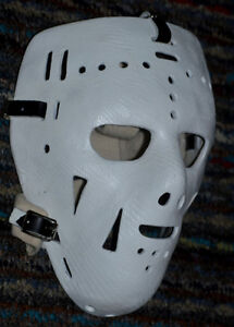 masque Ed Giacomin fiberglass goalie mask replica réplique West Island Greater Montréal image 3